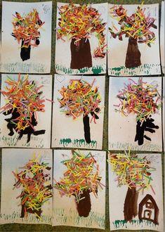Galerie nápadů, tvoření pro děti v mš 1, Painting, Painting Art, Paintings, Painted Canvas, Drawings