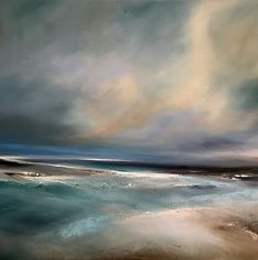 Michael Claxton Original Fine Art Seascapes Landscapes Abstract Paintings The simplicity of nature Oil & Acrylic on Canvas Contemporary Fine Artist based UK Abstract Landscape Painting, Seascape Paintings, Landscape Art, Landscape Paintings, Abstract Art, Art Paintings, Painting Art, Chinese Landscape, Pastel Paintings