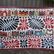 Australian Dreamtime Creations | Mitjili Napurrula - Australian Dreamtime Creations