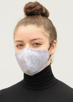 #cleftlip #velazca #monicabachue #facemask Cleft Lip, People In Need, Grey And White, Hue