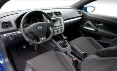 2009 Volkswagen Scirocco Interior