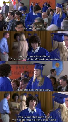 The Lizzie McGuire Movie. Lizzie McGuire was one of my favorite shows. Gordo Lizzie Mcguire, Lizzie Mcguire Movie, Old Disney, Disney Love, Funny Disney, Disney Stars, Disney Magic, Hidden Agenda, Zack E Cody