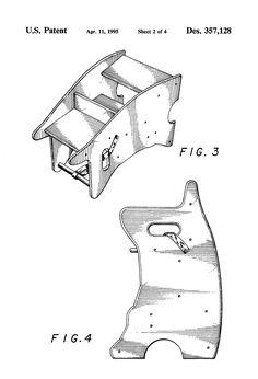 High Chair Desk Rocking Horse Plans