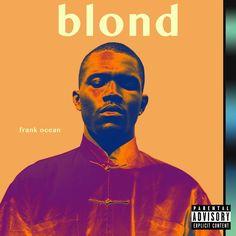 Frank Ocean - Blond [3600x3600] : freshalbumart
