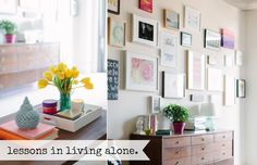 5 lessons in living alone.
