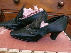 OMG!  Shoes! ca 1890