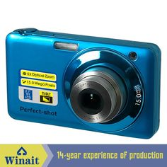 """56.00$  Watch more here - http://aihl6.worlditems.win/all/product.php?id=32728412277 - """"Hot sell 15MP Max HD Digital Camera Video Camcorder 2.7"""""""" TFT LCD Screen 4X Optical Zoom Anti-shake Mini Camcorder Russian"""""""