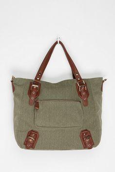 BDG East-West Oxford Tote Bag