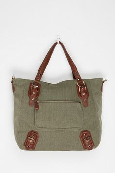 BDG East-West Oxford Tote Bag  #UrbanOutfitters