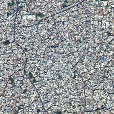 Blue City, Fantasy Setting, Jodhpur, Aerial Photography, One In A Million, House Painting, City Photo, Two By Two, Painted Houses