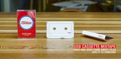 Milktape » USB Cassette Mixtape