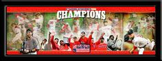 World Series 2007 Boston Red Sox Collage. Great picture!