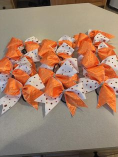 Competition Bling Cheer Bows