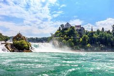 Fietsvakantie rondom de Bodensee - ECKTIV Zeppelin, Niagara Falls, Great Places, Rondom, Nature, Travel, Konstanz, Naturaleza, Viajes