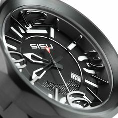 Watch dimensionality at its finest GET20% OFF ALL SISU WATCHES this week at watches.com!! Get yours today at Watches.com