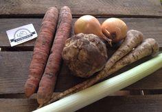 Świeże warzywa z upraw ProBiotechnologicznych.