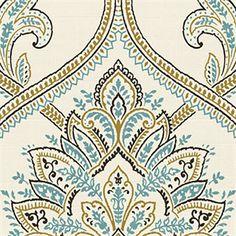 Smc Designs Upholstery Fabric LornaTide Fabrics Pinterest