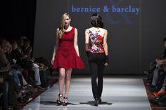 Bernice & Barclay Runway Fall/Winter 2014-15