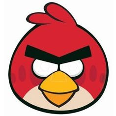 Angry Birds Masks | 8ct for $5.40 in Angry Birds - Party Themes
