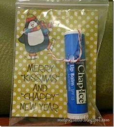 Cute Christmas present idea