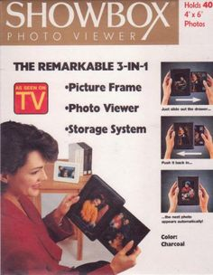 Showbox Photo Viewer (As Seen On TV)