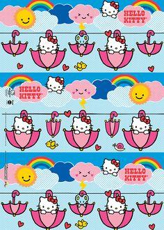 Crea recuerdos a tus invitados con empaques de Hello Kitty para tus sopresas