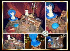 The Aristocats Aristogatti sculpture cake topper 18esimo by Barbara Buceti BB Mode To Play