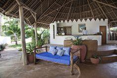 Zanzibar   Matemwe Lodge   Asilia Africa Reception Area