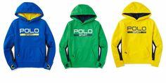 NWT Ralph Lauren Boys' Polo Sport ThermoVent Pullover Hoodie #RalphLauren #Hoodie #Everyday