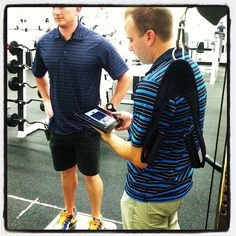 Dr. Daniel Goble and a team of researchers are developing a balance board and software that will be used to detect concussions at 99% accuracy.