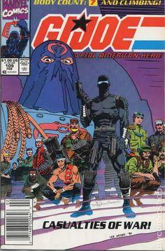 G.I. Joe: A Real American Hero (IDW, 1982) #109