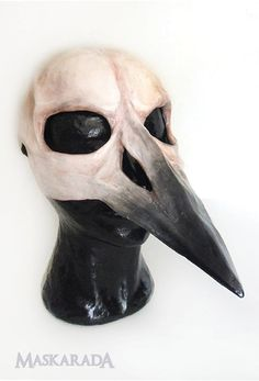 Hey, I found this really awesome Etsy listing at https://www.etsy.com/listing/224919046/bird-skull-mask-sale