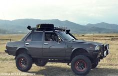 Let's See The Best Baja Cars And 'Unlikely Off-Roaders' – offroad Offroad, Toyota Corona, Automobile, Monster Car, Off Roaders, Jeep Truck, Ford Trucks, Bug Out Vehicle, Lifted Cars
