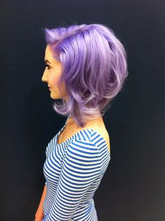 So into this cut + style (also colour but I am trying to move past my lilac period.)