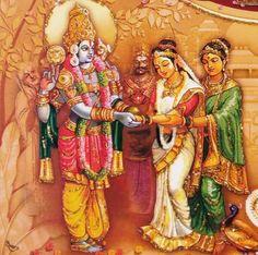 Lord Sri Venkateshwara And Goddess Padmavati Mysore Painting, Tanjore Painting, Krishna Painting, Krishna Art, Lord Krishna, Krishna Lila, Krishna Drawing, Shiva Art, Radhe Krishna