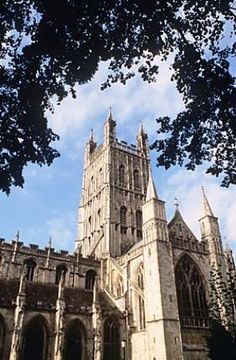 Gloucester Cathedral, Gloucester   Goucestershire.