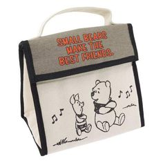 Winnie Pooh U0027s/lunch Tote ◎ And Insulated Thermal Lunchbag And Disney ☆  Planet (Rendezvous) Lunch Bag / Anime Toy Store ☆ ◇
