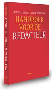 Handboek voor de redacteur -  Aalbrecht, Heidi -  plaats 093 # Journalistiek