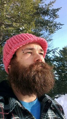 Andrew Palmer and his amazing beard! Check out his guest beard care blog as part of our Beard Coaching Series!