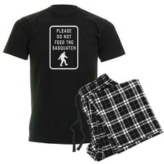 bigfoot Pajamas! #sasquatch #lol