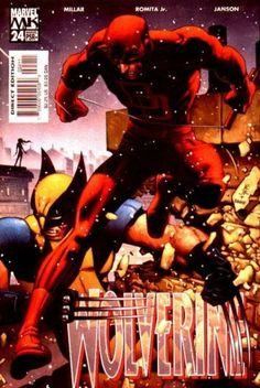 Wolverine (Volume) - Comic Vine