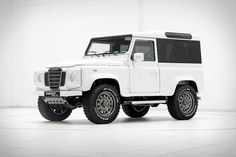 Startech Land Rover Defender / Follow along with Uncrate at pinterest.com/uncrate