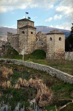 Pirot fortress, Serbia