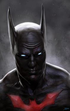 Batman Beyond by Adnan Ali