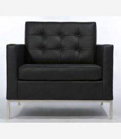 One Seater Sofa Bed Decor Florence Knoll Waiting Area 2