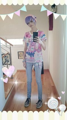 Where are these cute people and why aren't they near me?   Kawaii Fashion ◕‿◕   Pinterest
