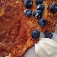 Nourish My Life: When Carrot Cake meets Protein Pancakes...