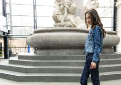 "Fashion Blogger Veronika Lipar of Brunette from Wall Street sharing #5 casual outfits you can wear at the end of winter #fashion #blogpost #winter #mid-season #ITpieces #ITshoes #fashiontrend #streetstyle #outfits #streetwear #casual #winterfashion #denimjacket #denim #transitional #mid-seasonal #darkdenim #casual #chic #ss2018 #fashiontrends #jeans #casualoutfits"" width="