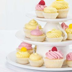 Vanilla Cake for Mini Cupcakes- Ricardo Mini Cupcakes, Mini Cupcake Recipes, Perfect Cupcake Recipe, Cupcake Cakes, Mini Cupcake Recipe Vanilla, Cup Cakes, Cupcake Toppers, Sugar Cookie Recipe Easy, Sugar Cookie Frosting