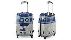 Custom Suitcase Makes Sure R2-D2 Is Always With You